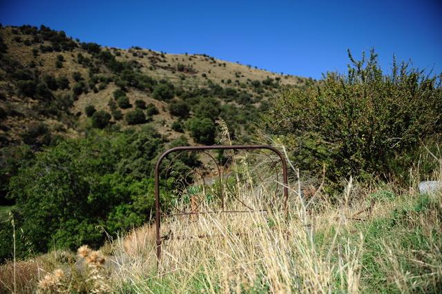 Bett im Kornfeld oder doch im grünen Tal Von Bacares ins Tal des Barrancon