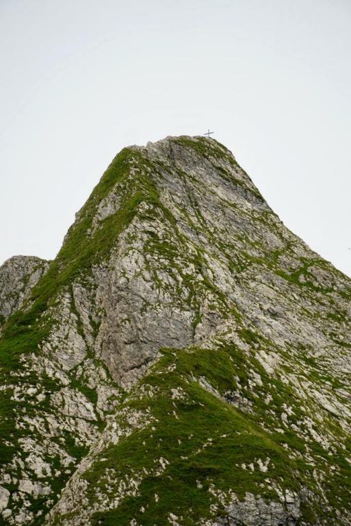 Süd-West Gipfel der Höfats